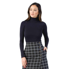 Lucca Couture, Alvin Turtleneck Top