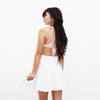 Reverse, Crochet Racer Back Dress