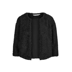 Bishop + Young, Bolero Faux Fur Jacket