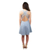 Lucca Couture, Strappy Back Skater Dress