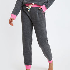 Sol Angeles, Pink Contrast Jogger