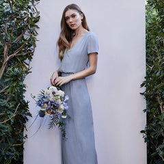 WAYF, The Anna Tie Back Gown