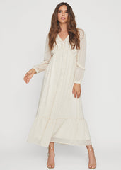Lost + Wander, Evening Glow Maxi Dress