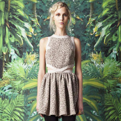 Cameo, Armadillo Dress