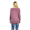 NYTT, Crossover Long Sleeve Top