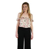Lucca Couture, Gracie Crop Top