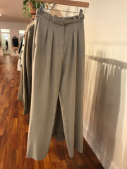WAYF, Hatty High Waisted Belted Trouser