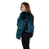 Oh My Love, Lust For Life Fur Jacket