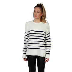 Lucca Couture, Missy Crew Neck Sweater
