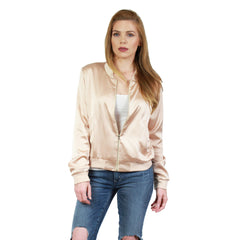Six Crisp Days, Satin Bomber Jacket