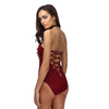 Rare London, Sweetheart Strap Back Bodysuit