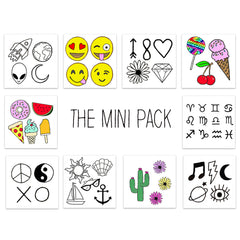 Inked by Dani, The Mini Pack