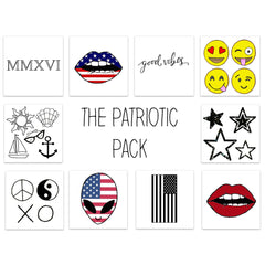Inked by Dani, The Patriotic Pack