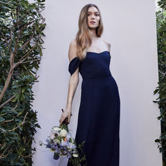 WAYF, The Rachel Strapless Gown