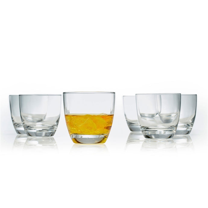 S&P Tumbler Glasses - Set of 6
