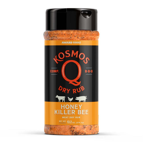 Killer Bee Honey Rub