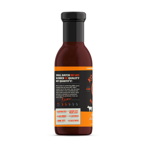 Honey Jalape̱o BBQ Sauce