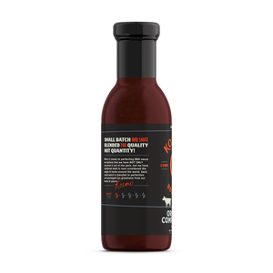 Kosmo's Q Competition BBQ Sauce