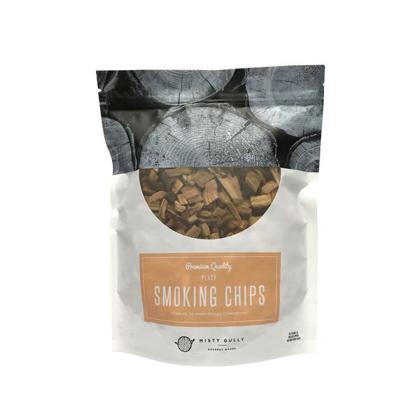 WOOD CHIPS PEACH 3L MISTY GULLY