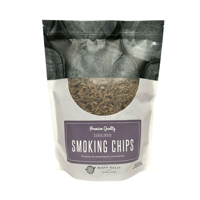 WOOD CHIPS SANDLEWOOD 3L MISTY GULLY