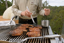 BBQ BASTING BRUSH & POT MAN LAW
