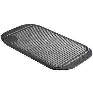 Pyrolux Pyrocast Cast Iron Rectangular Grill Tray 48x26x2.2cm
