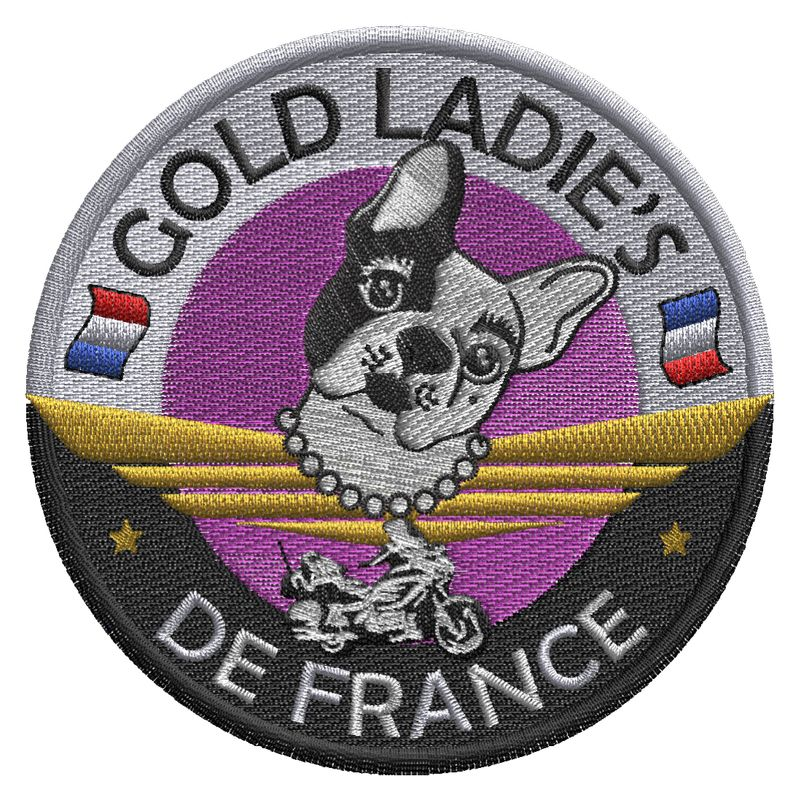 Patch Gold Ladies