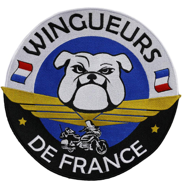 Wingueurs de France : Grand Patch pour Lui