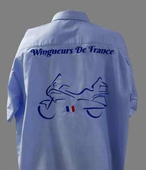 Chemisette Wingueurs de France