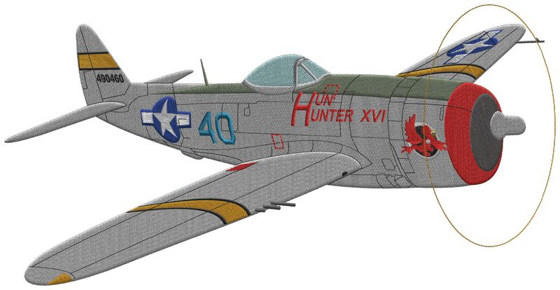 P-47 Bubble top-2