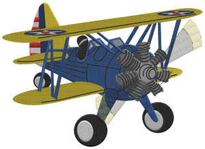 Stearman-Caricature