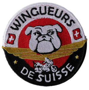 Patch Wingueurs de Suisse