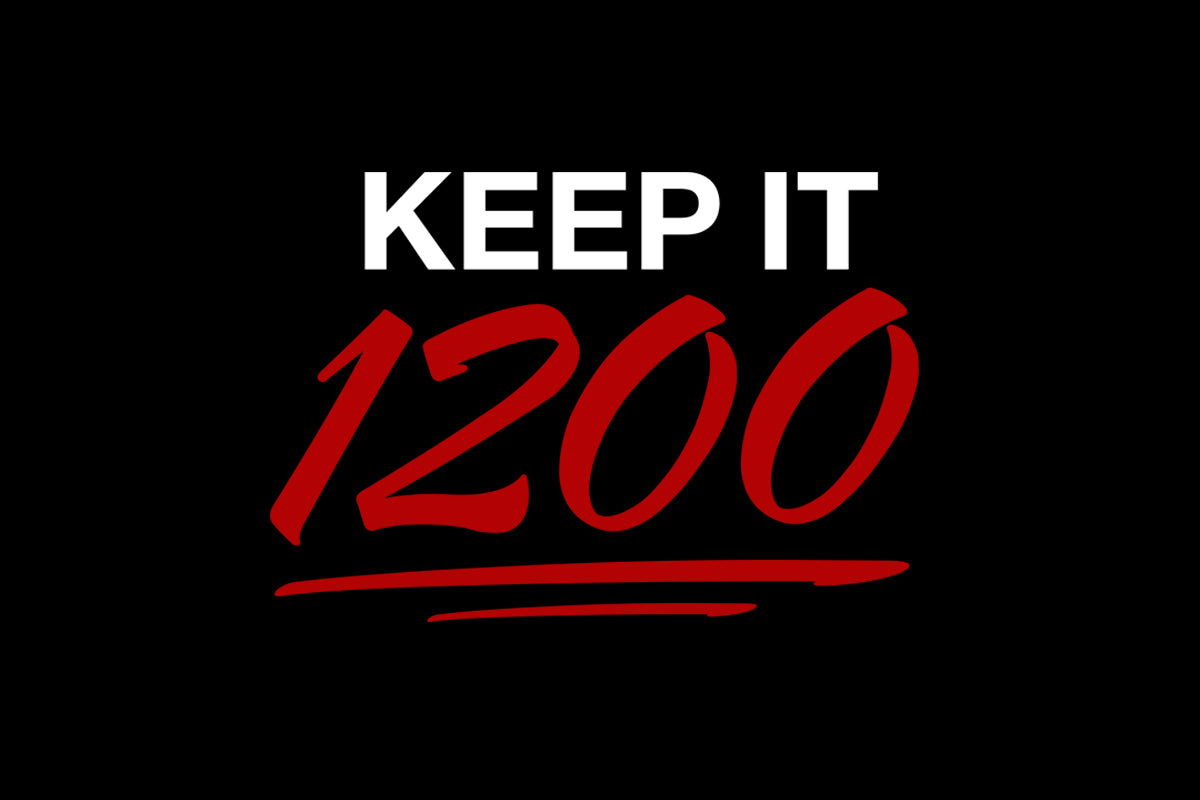 KEEP IT 1200 Initiative