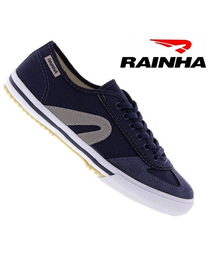 RAINHA Capoeira and Parkour Shoes - Dark Blue-Grey - Last Pairs! - ZumZum Capoeira Shop