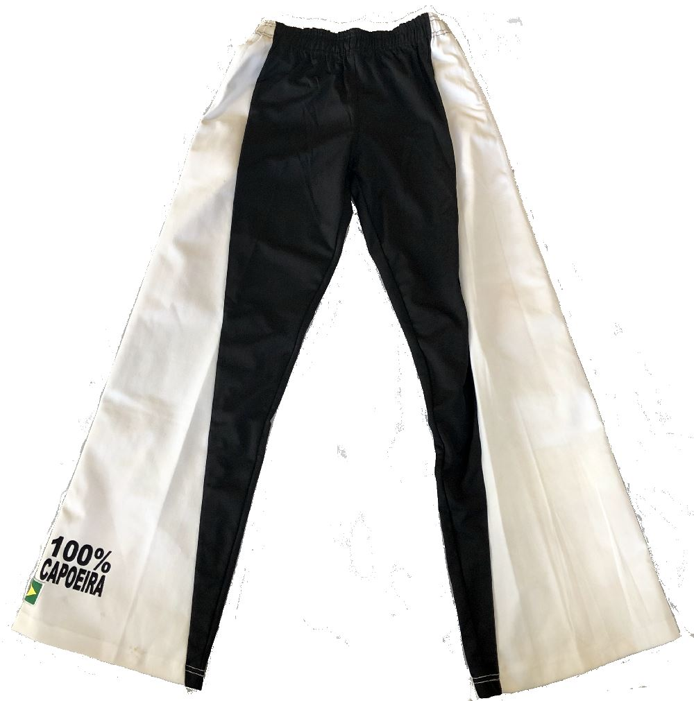 Capoeira Training Pants - 100% Capoeira - Made in Brazil - ZumZum Capoeira Shop