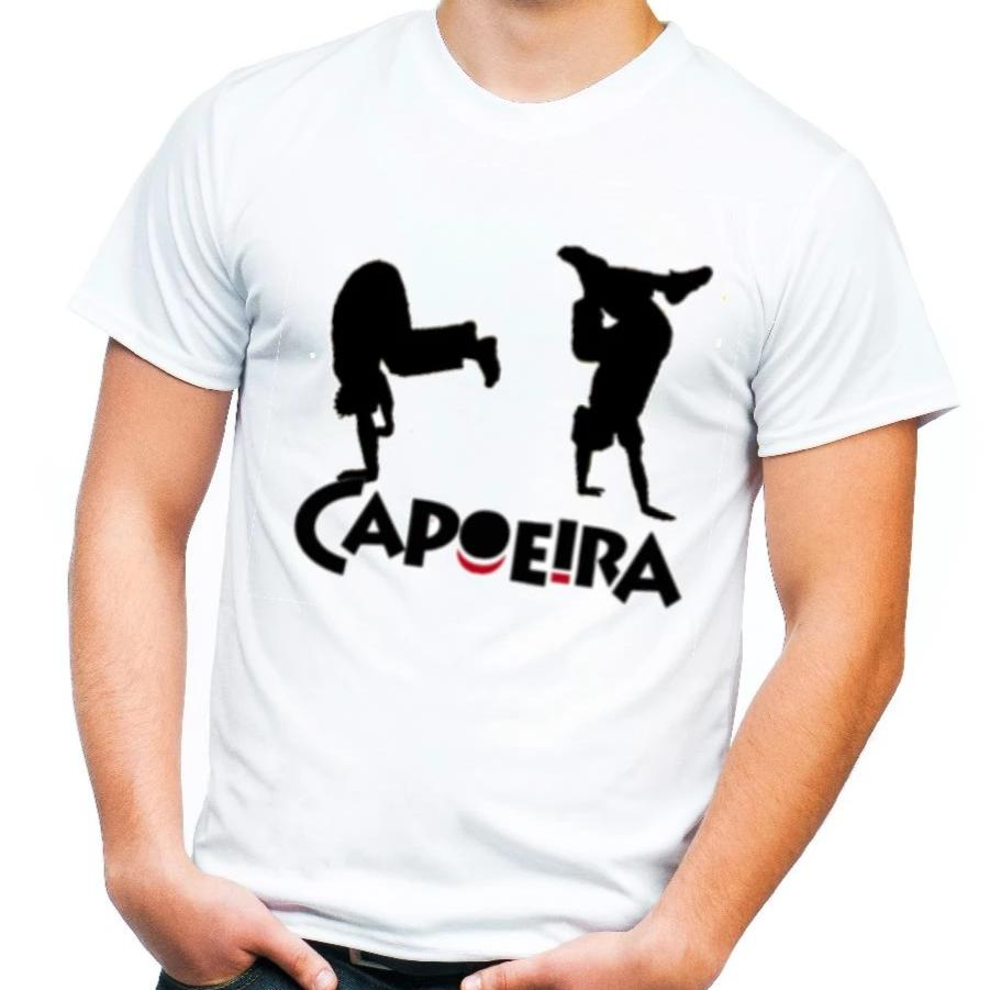 "Capoeira T-Shirt - ""Upside Down"" - Unisex Adult and Kids - ZumZum Capoeira Shop"