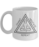Chant Meditate Repeat