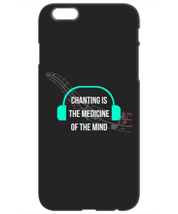 Chanting Medicine of Mind Dark Phone Case