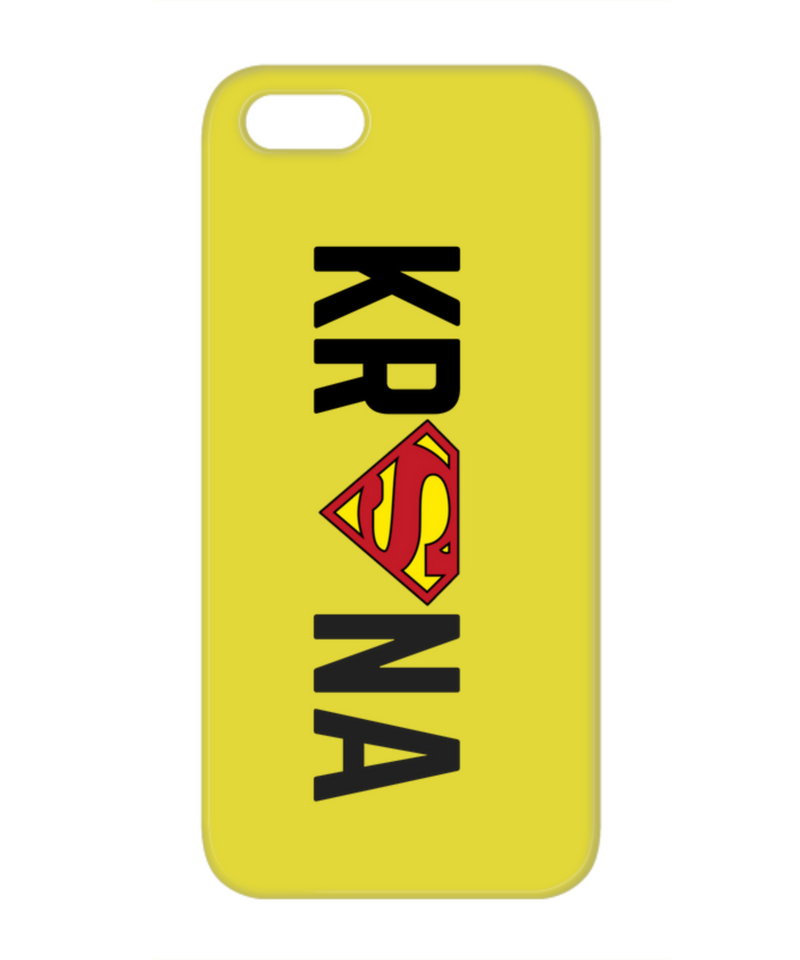 Krishna Light Phone Case
