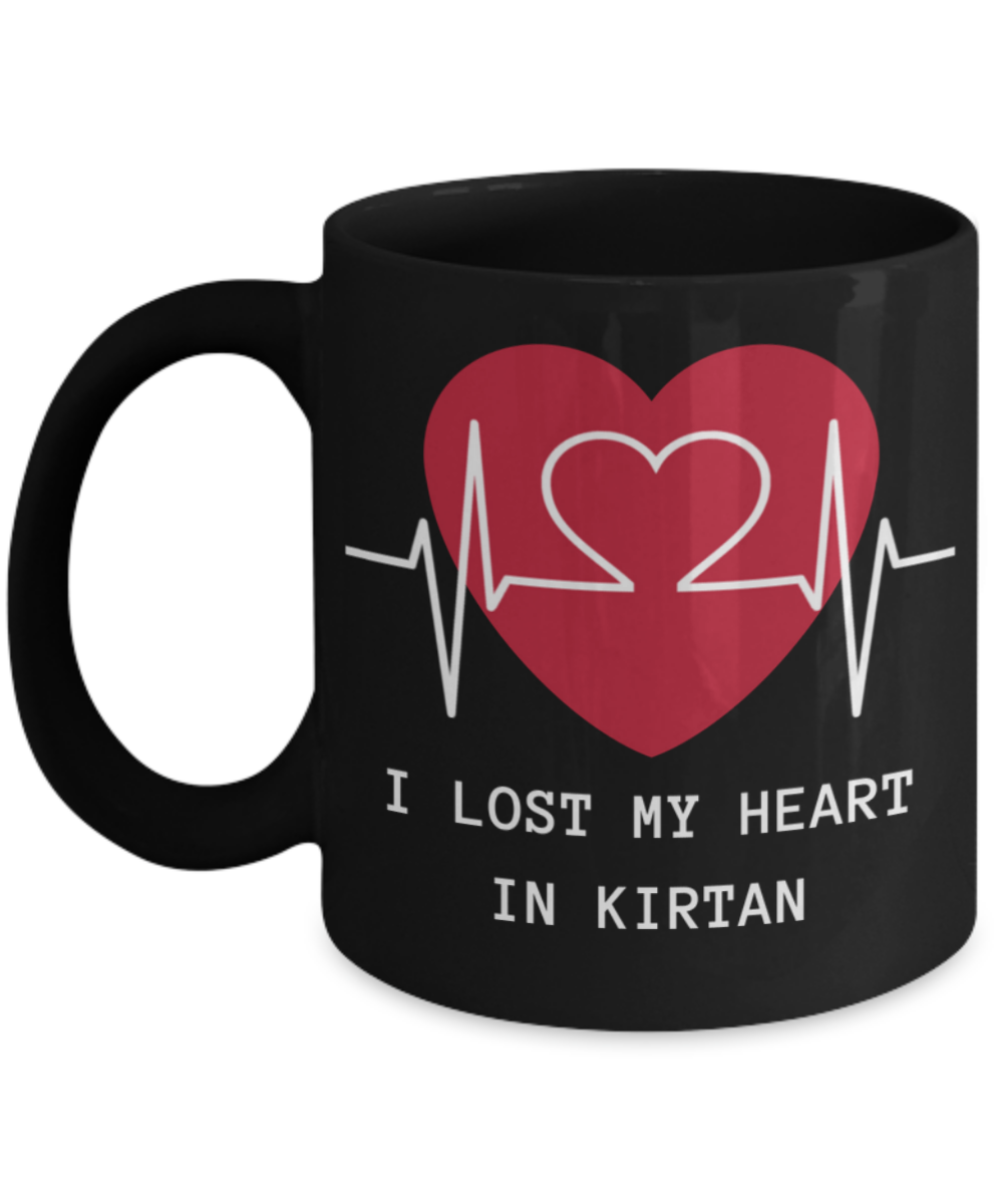 I Lost My Heart in Kirtan