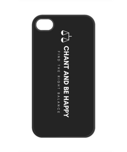Chant & Be Happy Phone Case - Dark