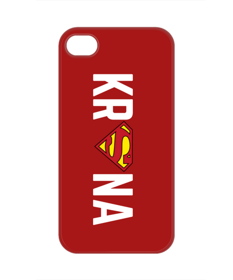 Krishna Dark Phone Case