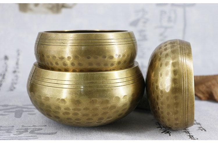 Nepal Handmade Tibetan Singing Bowl