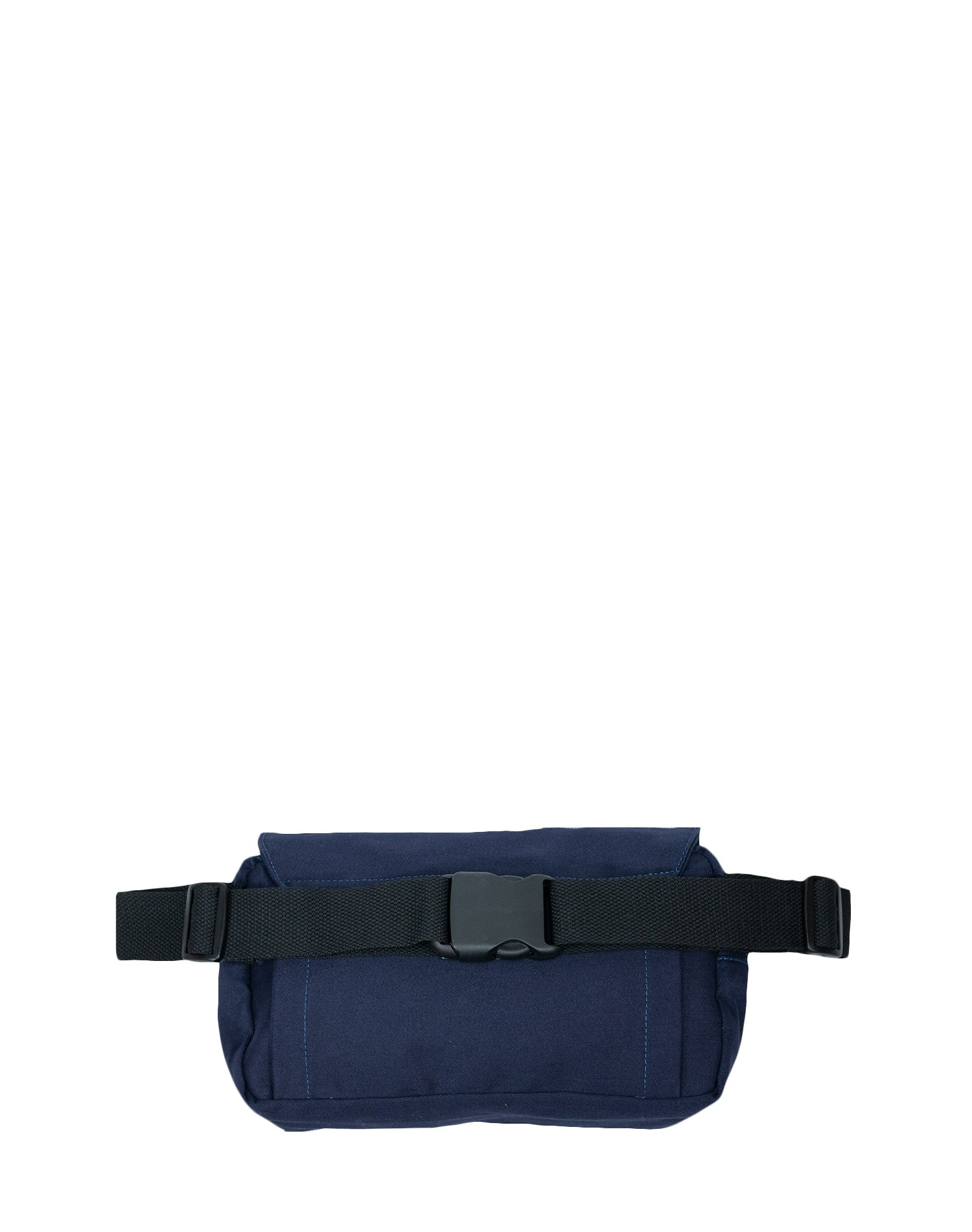 Deep Blue Keeply Belt Sling Bag.深藍色帆布斜揹腰包