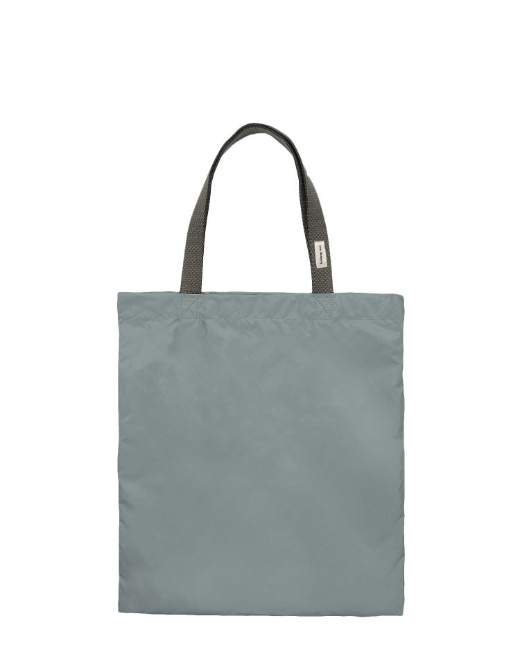 Dark Grey Nylon Tote Bag.深灰色尼龍側背袋