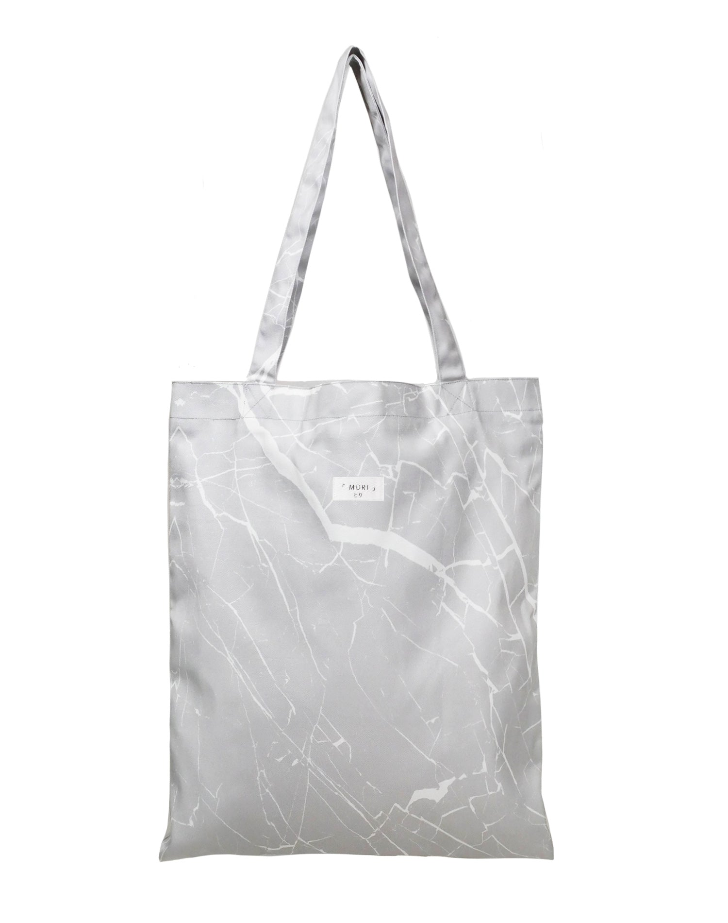 Grey Creek Canvas Tote Bag.灰溪帆布側背袋