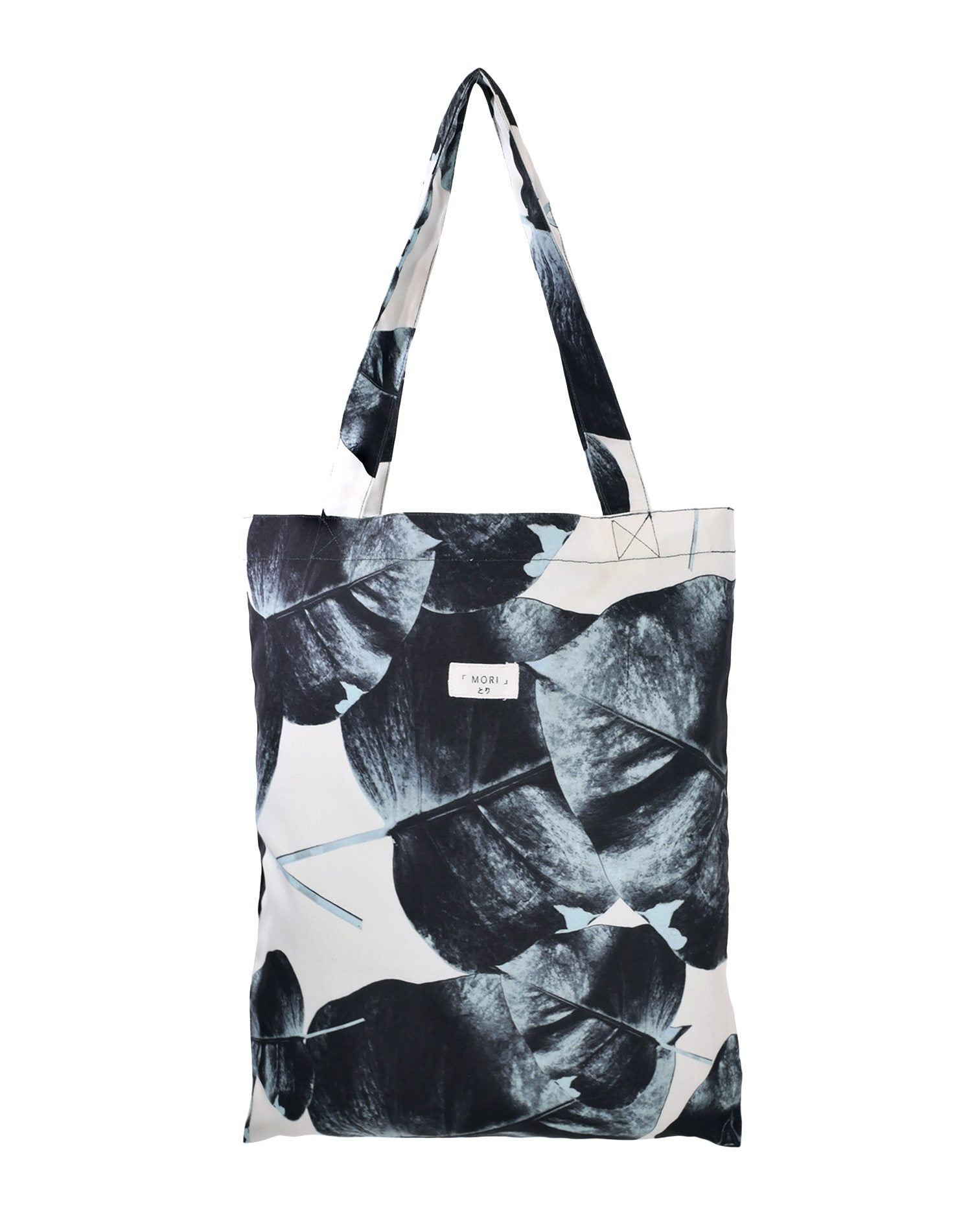 Black Spade Canvas Tote Bag.黑桃帆布側背袋