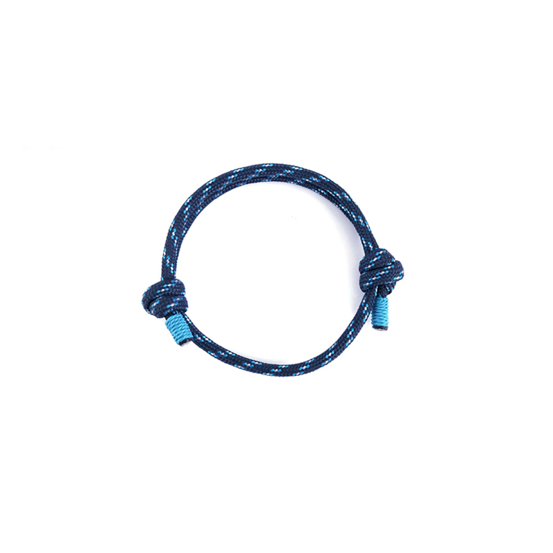 Simple Classic Handmade Rope Bracelet.簡約經典創意手工編織手繩