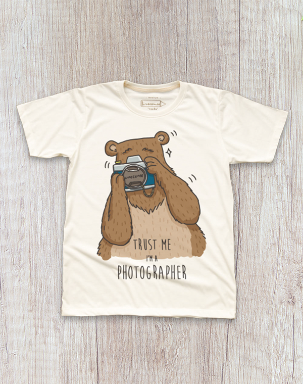 Trust Me I'm A Photographer T-Shirt.相信我,我是攝影師短袖T恤