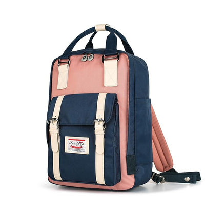 Peach Pink Backpack | Made for Successful Women